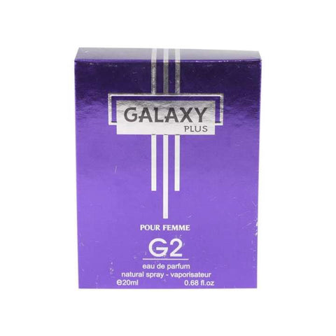 Galaxy Pour Femme G2 EDP Pocket Perfume For Men - 20ml