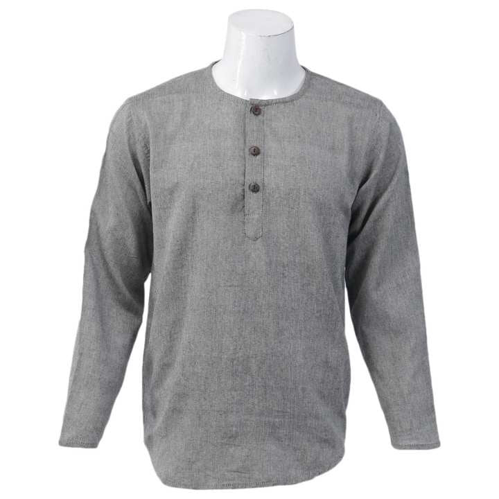 Light Gray Short Sleeve T-Shirt For Men / Women