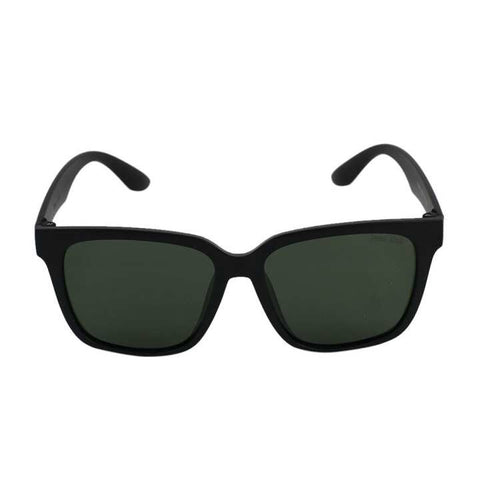 Green Shaded Square Sunglasses For Men
