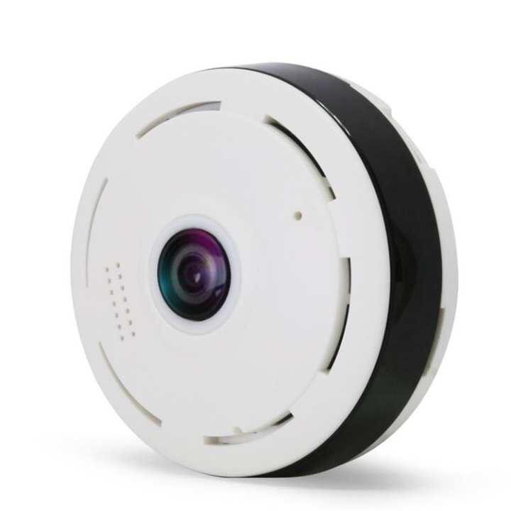 360 Degree Mini Wifi Wireless Panoramic IP Home Security Surveillance CCTV Camera