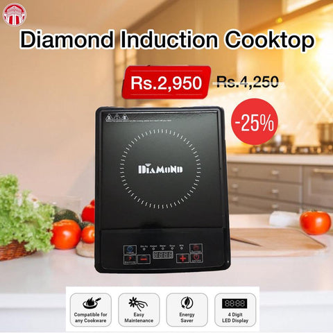 Diamond Brand Induction cooker SEIKO