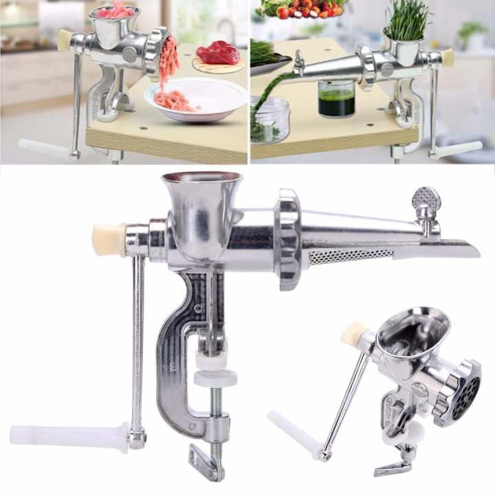 Jamara Juicer And Keema Maker 2 in 1 Aluminium Alloy Hand Operated
