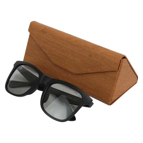Black Framed Square Sunglasses For Men