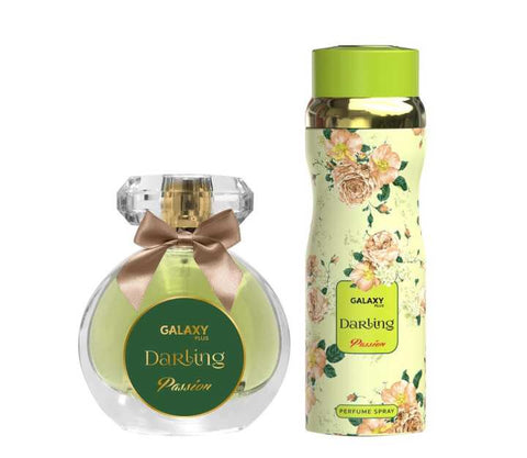 Galaxy Darling Passion perfume (Buy Perfume Get Deodorant Free) For Women-100 ml
