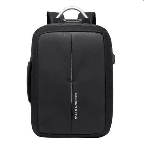 15 inch Laptop Backpack USB Charging Anti Theft Backpacks Waterproof V2