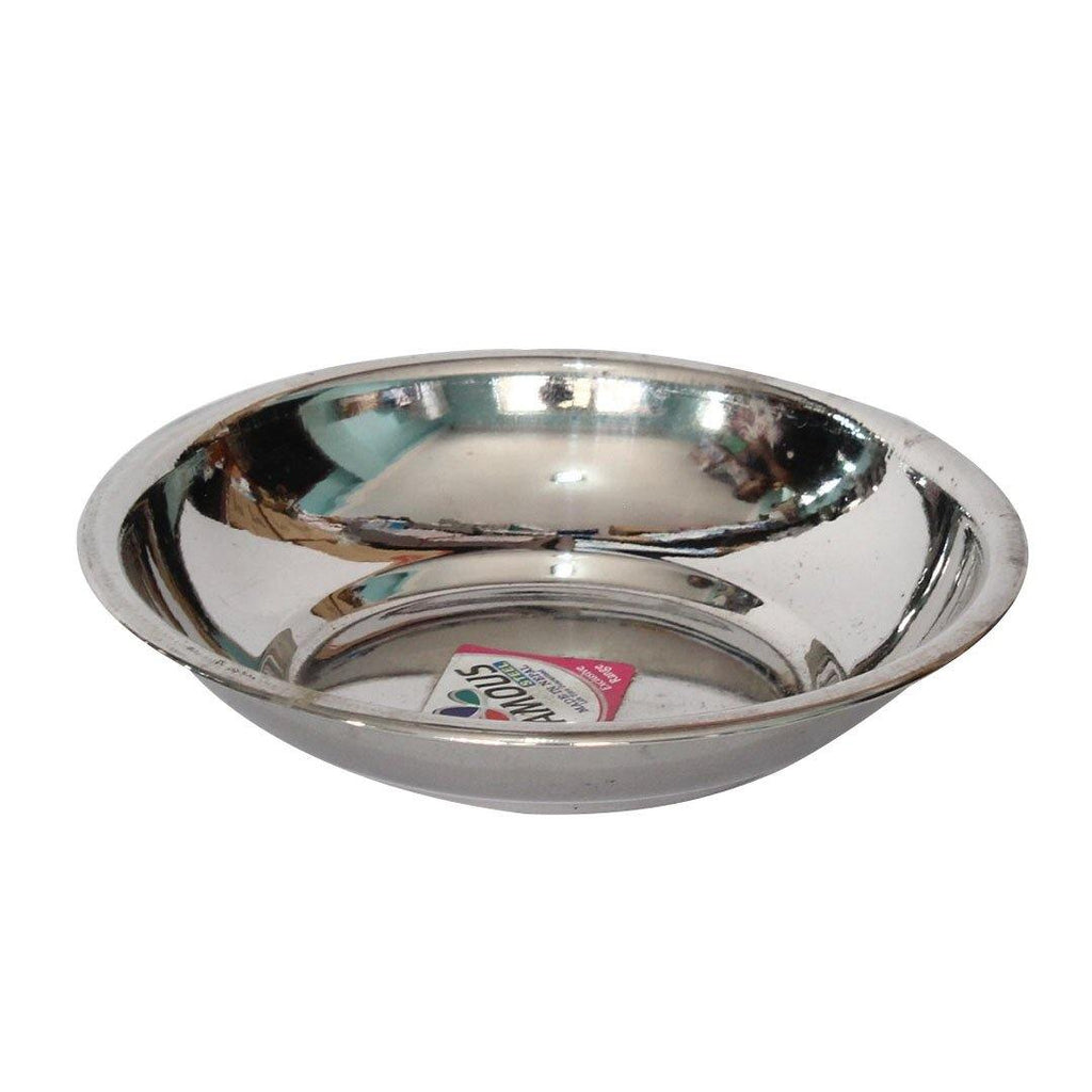 Stainless Steel Bowl 6 pc