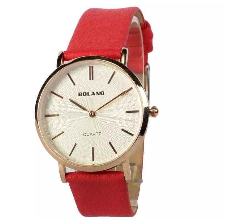 Copy of Bolano New Designer Classical Fashion Casual Leather Watches