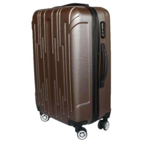 "28"" Inches ABS Traveler's Suitcase - 2D"