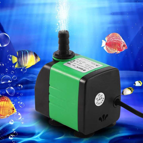 Submersible Pump For Coolers & Fountain 18w