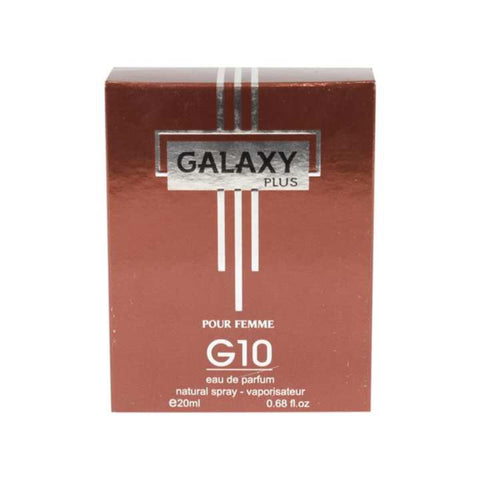 Galaxy Pour Femme G10 EDP Pocket Perfume For Men - 20ml