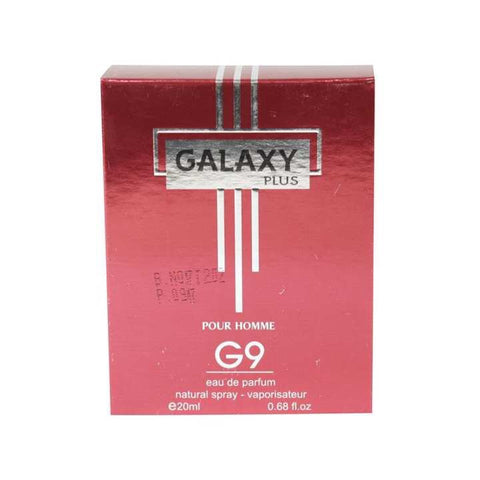 Galaxy Pour Homme G9 EDP Pocket Perfume For Men - 20ml
