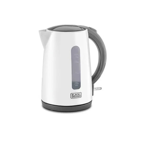 Black + Decker 1.7L Plastic Kettle