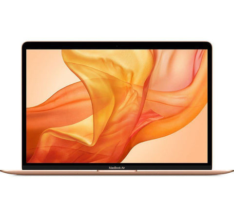 Apple MacBook Air (13.3''-inch, 8GB RAM, 128GB SSD Storage) - Gold