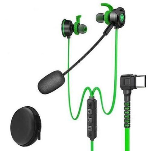 PLEXTONE G30 TYPE C IN EAR GAMING HEADSET WITH NOISE CANCELING price in Nepal