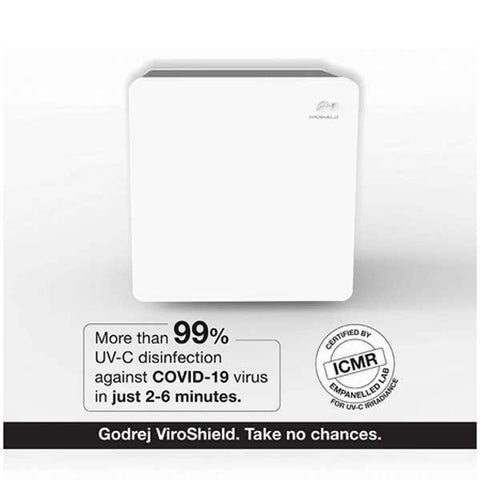 Godrej ViroShield UV-C Disinfecting Device 4.0