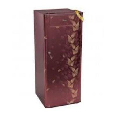 Sansui 170 Litre Single Door Red Floral Refrigerator(SPC170RL) price in Nepal