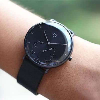 Black Smart Waterproof Smartwatch price in nepal