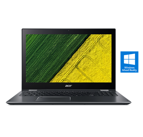 "Acer Spin 5 SP515-51N-51GH i5 8TH GEN/ 8GB RAM/ 1TB HDD/ 15.6"" 360 TOUCH"
