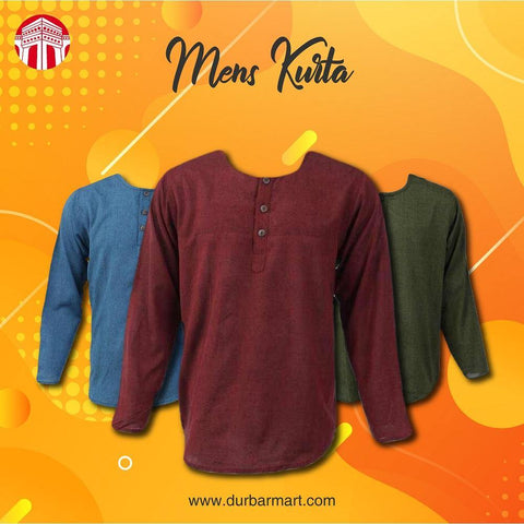 Kurtha Tshirt For Men / Women 2 pc