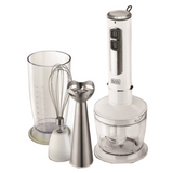 CG 400W Stick Blender With Chopper & Whisk