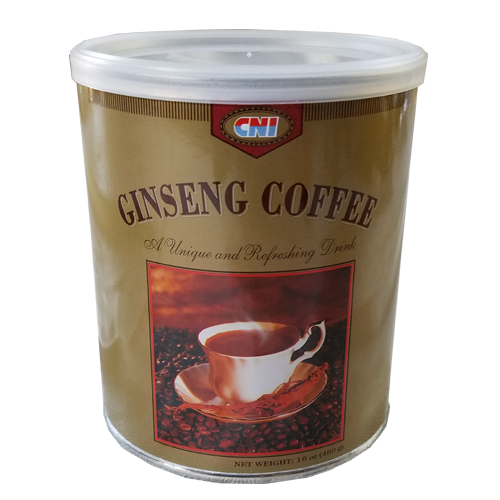 CNI, Ginseng Coffee is the perfect energy drink for coffee lovers! Since ancient times Panax Ginseng has been accepted as an effective source of natural herbal energy. Malaysian Coffee, Southern California Coffee, Best Coffee, Coffee, Best Coffee Prices,