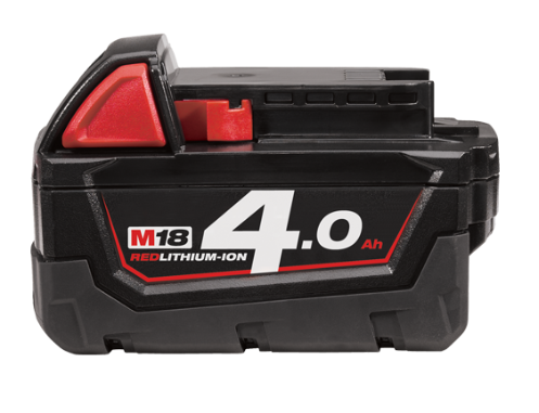 Milwaukee 18v 4.0Ah Li-Ion Battery