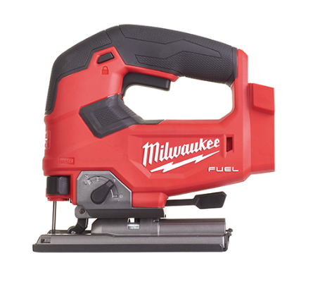 Milwaukee 18v Fuel D-Handle Grip Jigsaw - Skin