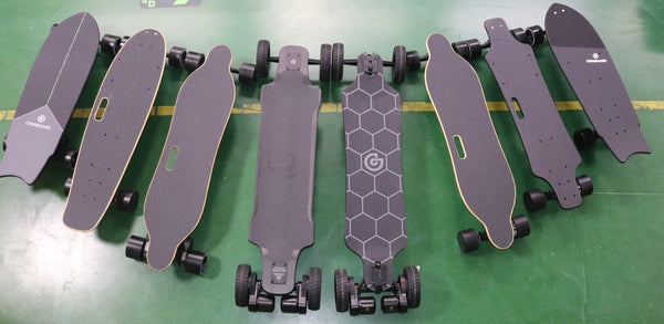 Ownboard Electric Skateboard series