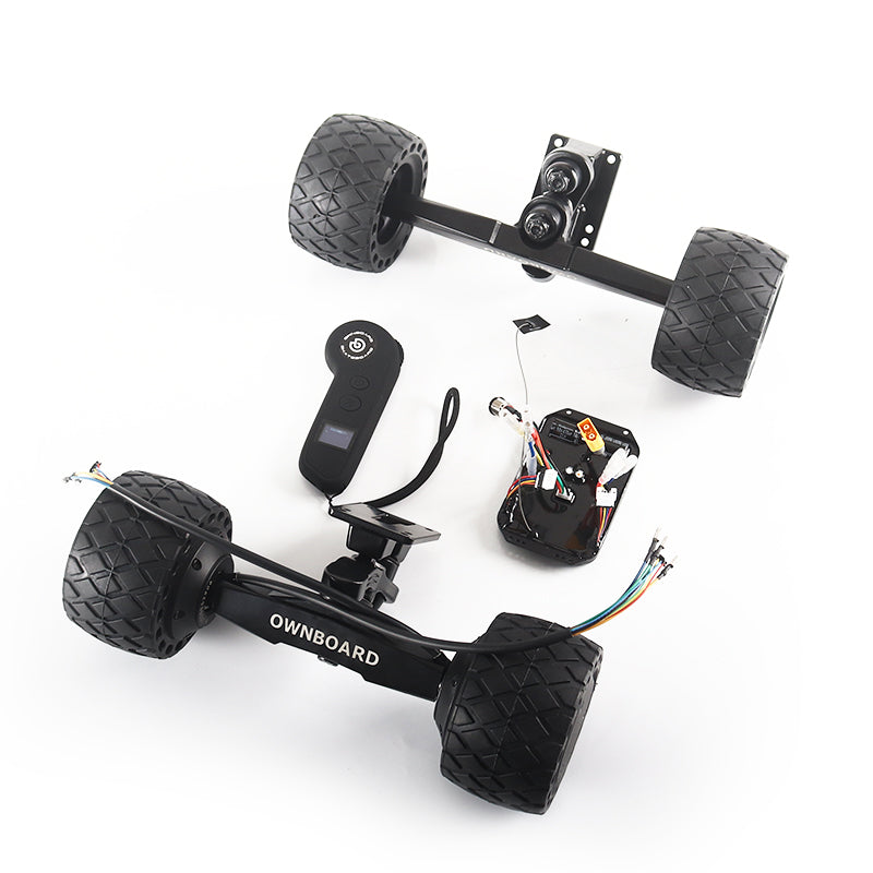 Ownboard 105*66mm All Terrain Rubber Motor Kit