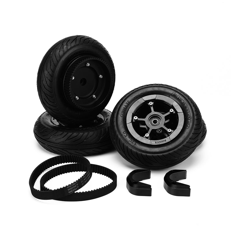 7'' All Terrain Inflatable Tires Kits - ownboard