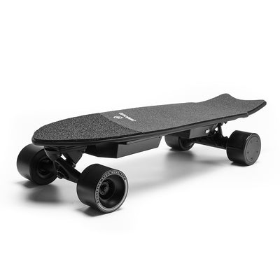 Stoked Board  mini KT by RS V1.0 - White Replaceable PU Motor - 25mph/40Kmh - ownboard