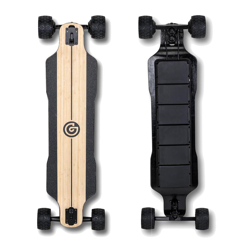 "Ownboard AT1W (39"") Off Road All Terrain Electric Skateboard(Available) - ownboard"