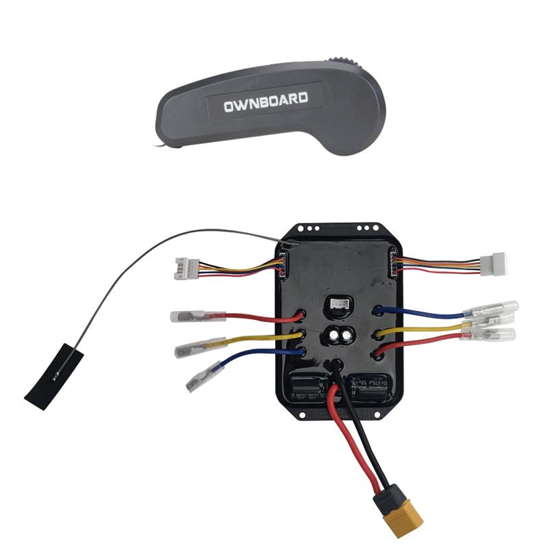Ownboard 2.4GHz Remote Controller & Waterproof ESC - ownboard