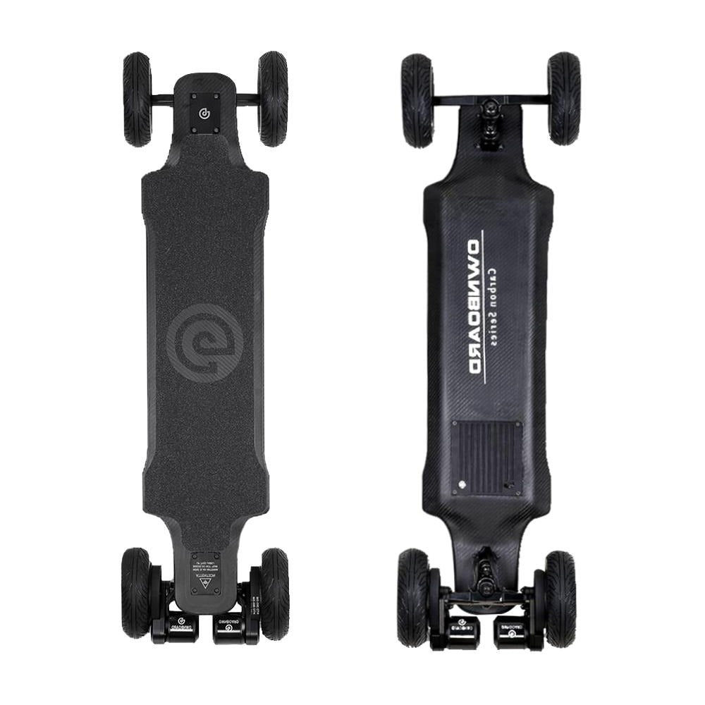 "Ownboard Carbon AT (40"") All Terrain Electric Skateboard (USA and European local delivery)"