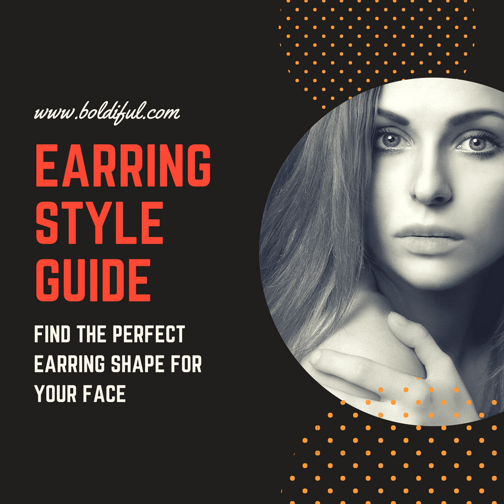 How to rock perfect earrings for your face shape?