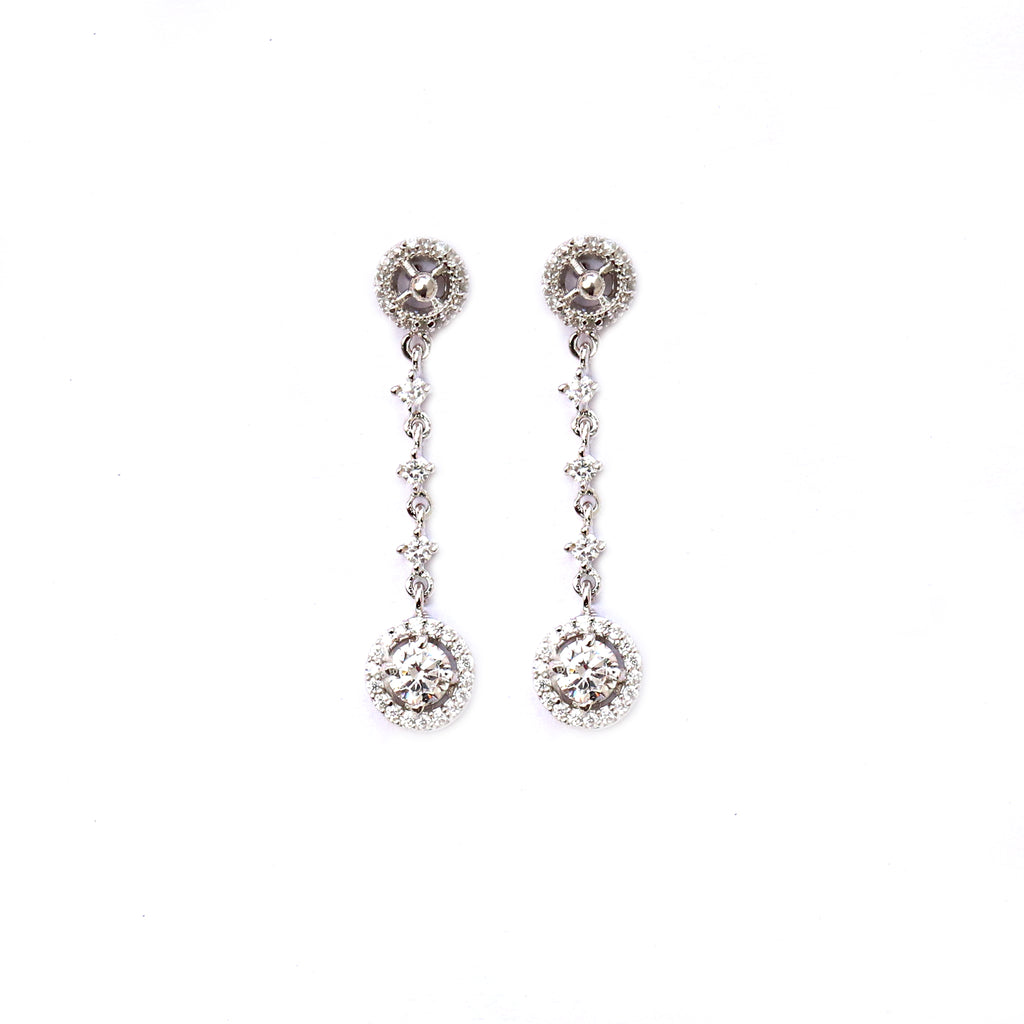 Bobble Sterling Silver Earrings 925 - Boldiful