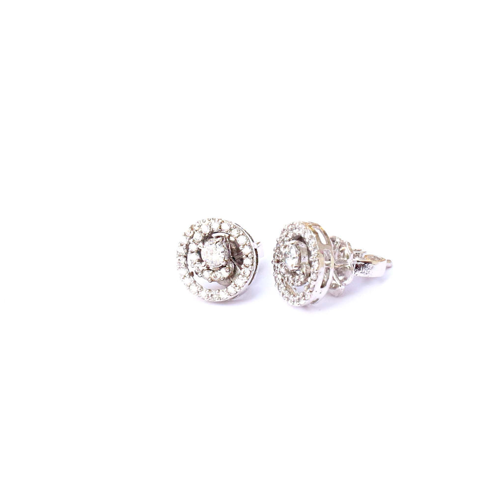Tornado Tiny Stud Earrings - Boldiful