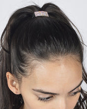 Crystal Studded Multi Strand Hair Rubber Band