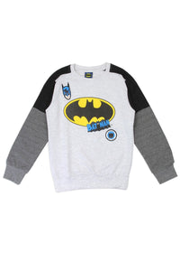 Boys batman 4-7 sweatshirt