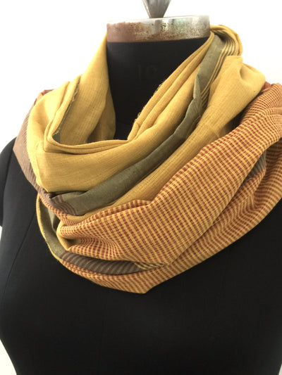 STOLE : ANAR YELLOW
