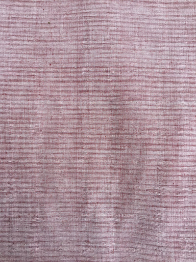 GEOMETRIC FABRIC : KORA : ALIZARIN RED