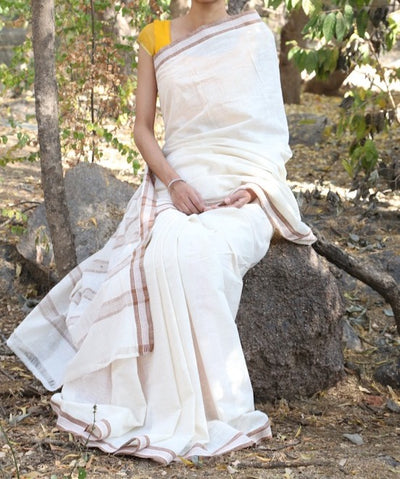 OUR KORA SAREE COLLECTION!