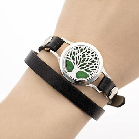 Aromatherapy Essential Oil Diffuser Bracelet
