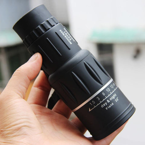 Image of monocular telescope