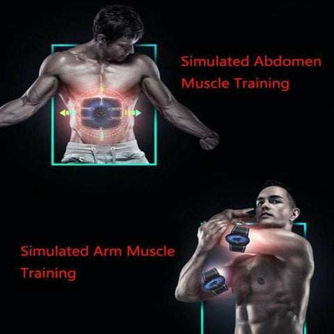 Image of EMS Smart Wireless Muscle Stimulator