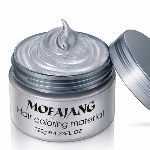 Hair Wax Mud Cream