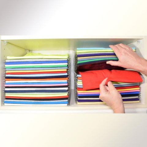 Image of 10 Layer Clothes Closet Storage