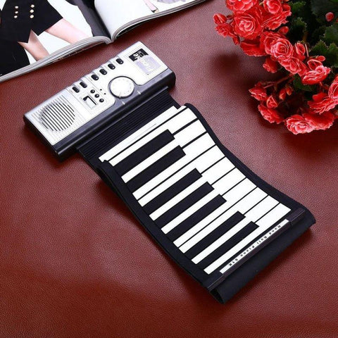 Image of Roll Up Keyboard Piano