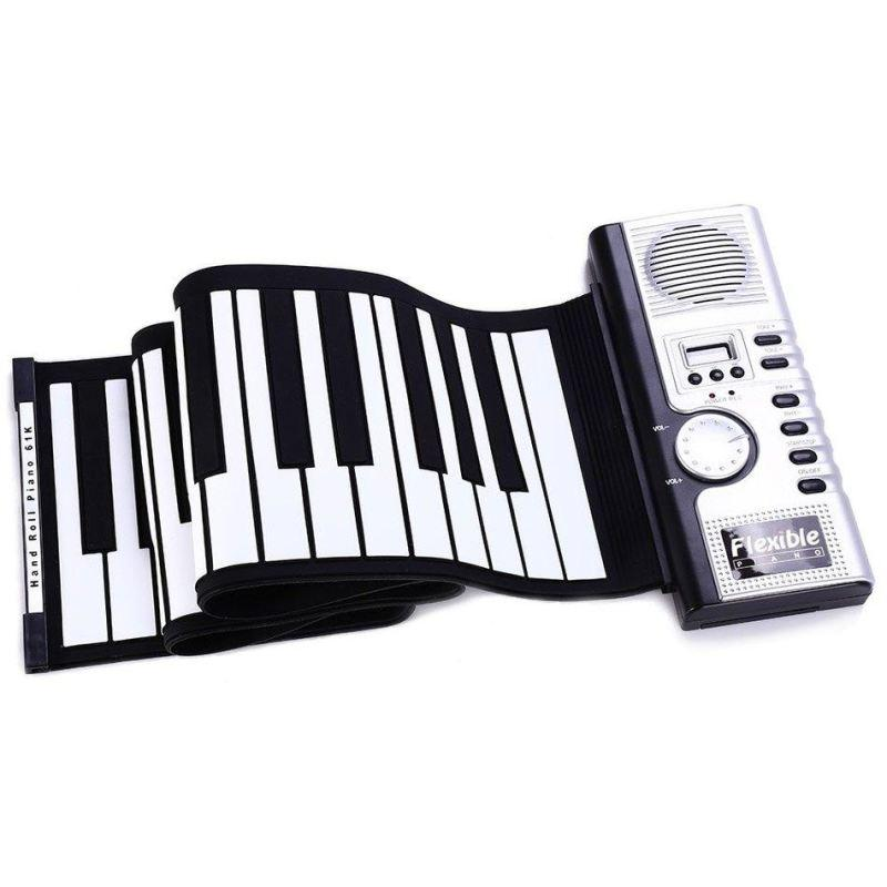 Flexible Roll Up Piano