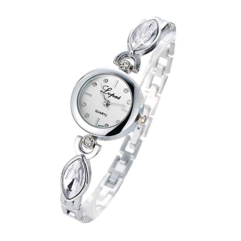 silver watches for ladies